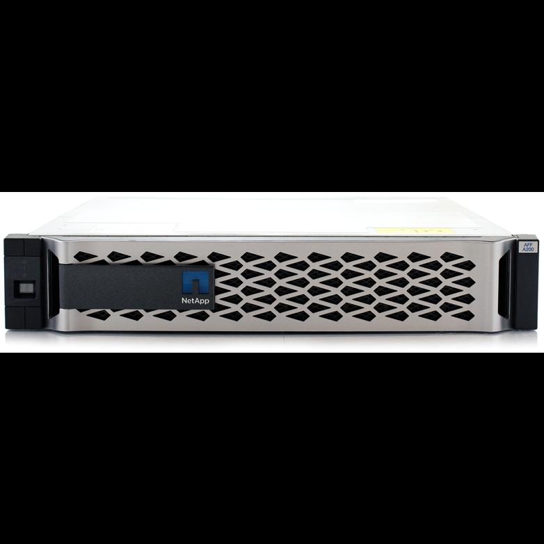 Система хранения данных NetApp AFF A220,HA,12X960GB SSD,Flash Bundle, EP RU