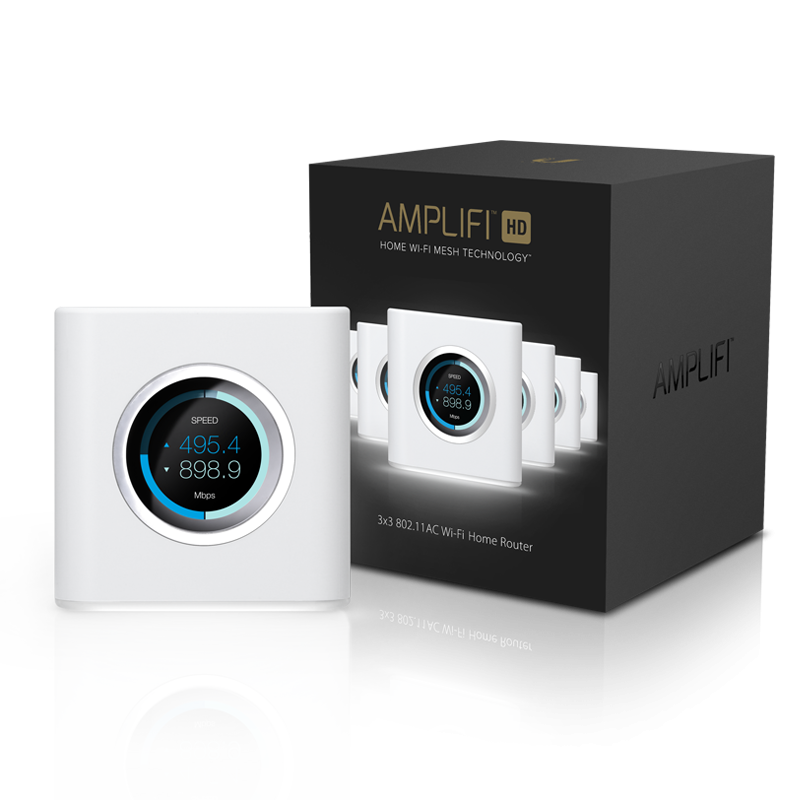 Маршрутизатор AmpliFi HD Wi-Fi Router