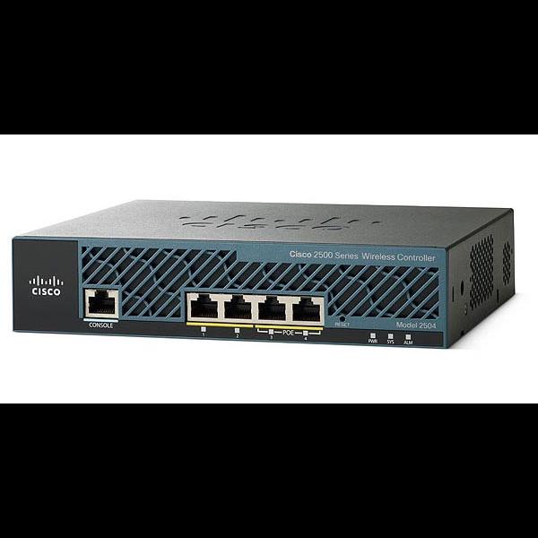 WiFi контроллер Cisco AIR-CT2504-50-K9