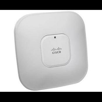 Точка доступа Cisco AIR-LAP1142N-A-K9 (некондиция, механические повреждение корпуса)