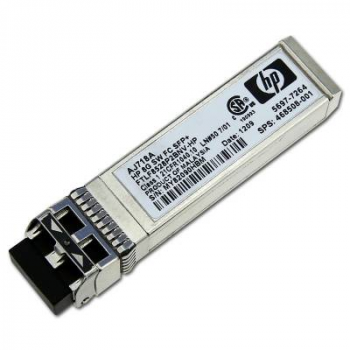 Модуль оптический HP 8Gb Short Wave Fibre Channel SFP+