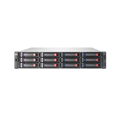 Дисковый массив HP StorageWorks 2012fc Dual 4 Гбит/с