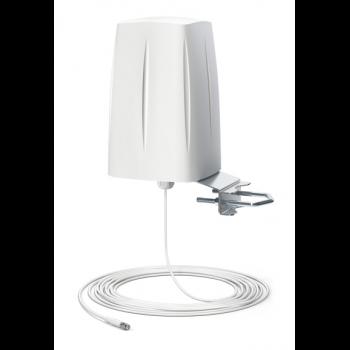 Всенаправленная антенна QuOmni LTE SISO, LTE, 10м кабель, SMA разъём