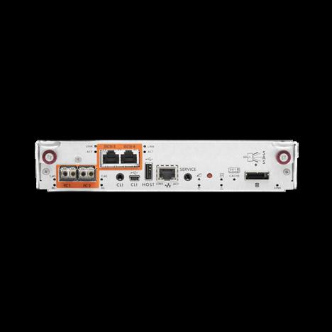 Контроллер HP P2000 G3 8 Гбит/с FC 1 Гбит/с iSCSI Combo