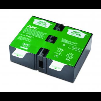 Батарея APC Replacement Battery Cartridge # 123