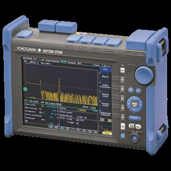 Рефлектометр оптический Yokogawa AQ7280 + AQ7282A (SM, 1310/1550 нм, 38/36 дБ, PC, SLS, FC-адаптер)