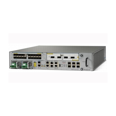 Маршрутизатор Cisco ASR-9001-S (с пропускной способностью 120Гбит/с)