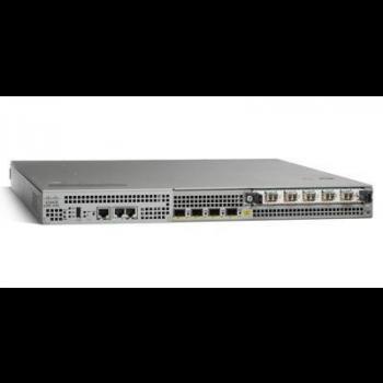 Маршрутизатор Cisco ASR1001 (некондиция, косметические повреждения, отсутствует одно крепление для блока питания)