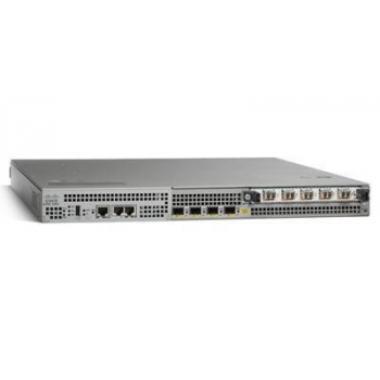 Маршрутизатор Cisco ASR1001 (некондиция, косметические повреждения, налёт)