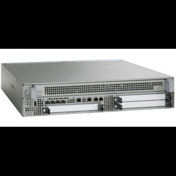 Шасси маршрутизатора Cisco ASR1002 (некондиция, косметические повреждения портов SFP)