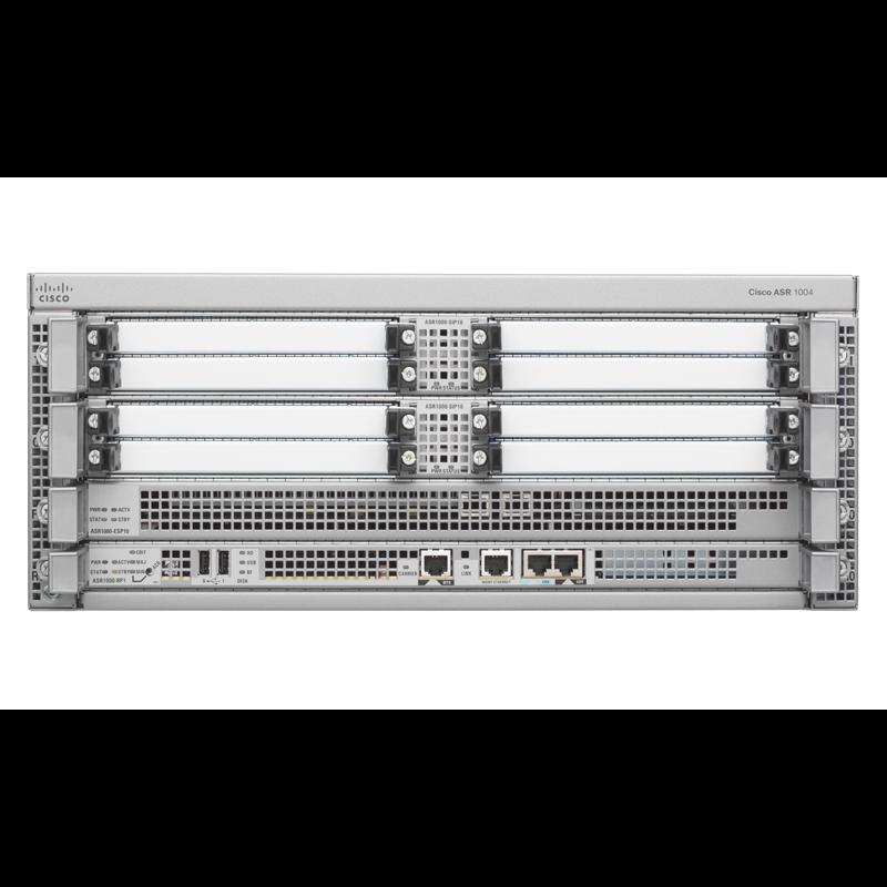 Маршрутизатор Cisco ASR1004-10G