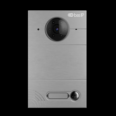 Вызывная панель IP-домофона BAS-IP AV-01D Grey
