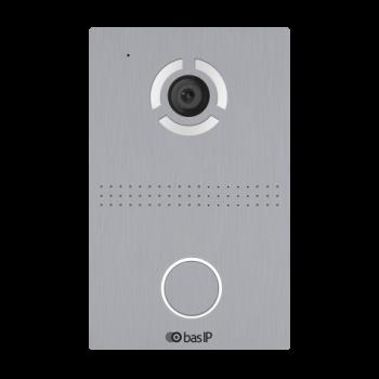 Вызывная панель IP-домофона BAS-IP AV-03D Silver