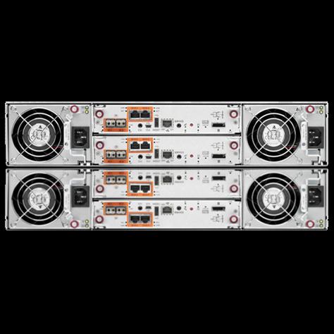 "Дисковый массив HP StorageWorks P2000 G3 Dual 8 Гбит/с FC 1 Гбит/с iSCSI Combo 3.5"""