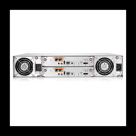 "Дисковый массив HP StorageWorks P2000 G3 Dual 10 Гбит/с 10GbE iSCSI 3.5"""