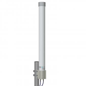 Всенаправленная антенна AX-2409R MIMO 2x2 (OMNI) 9dBi 2.4GHz, RP SMA-female