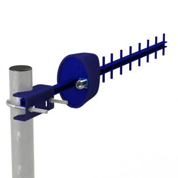 Антенна направленная AX-2414Y 2,3-2,5 ГГц, 14dBi  RP-SMA-Male