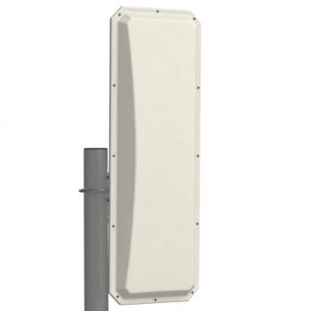 Антенна секторная Антэкс AX-2415PS60 MIMO 2x2, 2.4-2.5 ГГц, 15dBi, 60°, N-female