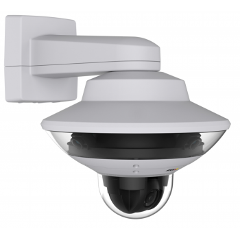 Сетевая купольная PTZ-камера AXIS Q6000-E 50HZ MK II