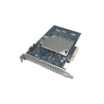 Плата расширения для 8 NVMe дисков к серверу Intel