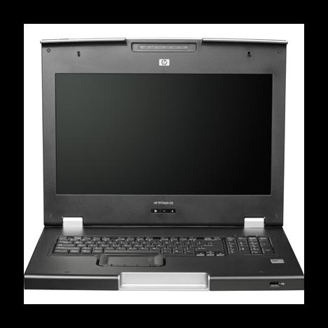 Терминал управления сервером HP TFT7600 G2 KVM