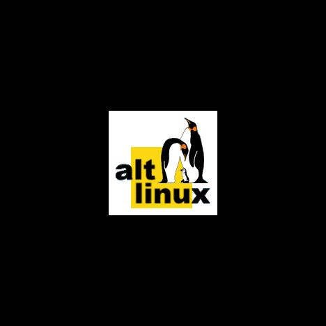Бессрочная лицензия линукс Альт Сервер 8