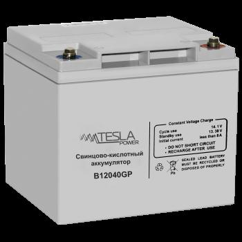 Свинцово-кислотный аккумулятор Tesla Power 12VDC 40Ач