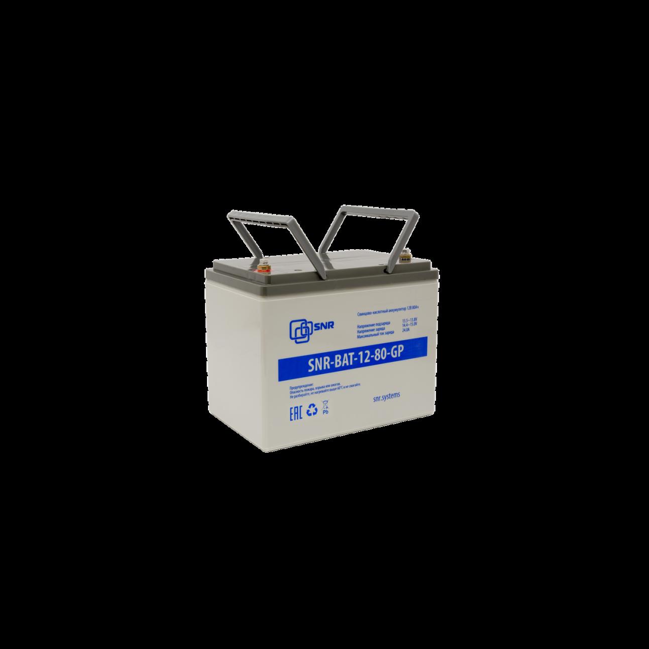 Свинцово-кислотный аккумулятор Tesla Power 12VDC 80Ач