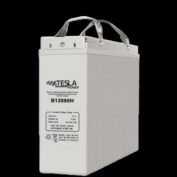 Фронт-терминальный герметичный необслуживаемый аккумулятор Tesla Power 80Ач (уценка)
