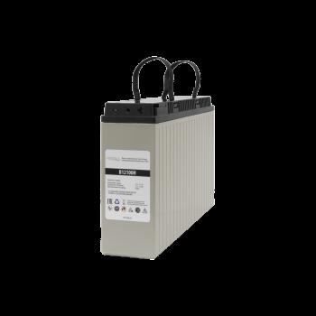 Фронт-терминальный герметичный необслуживаемый аккумулятор Tesla Power 12VDC 100Ач, серия High-rate