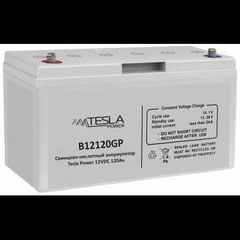 Свинцово-кислотный аккумулятор Tesla Power 12VDC 120Ач