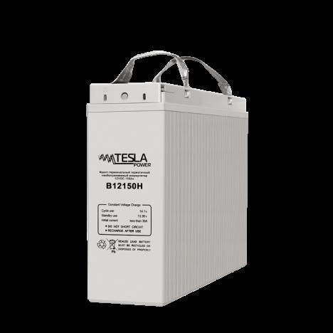 Фронт-терминальный герметичный необслуживаемый аккумулятор Tesla Power 150Ач
