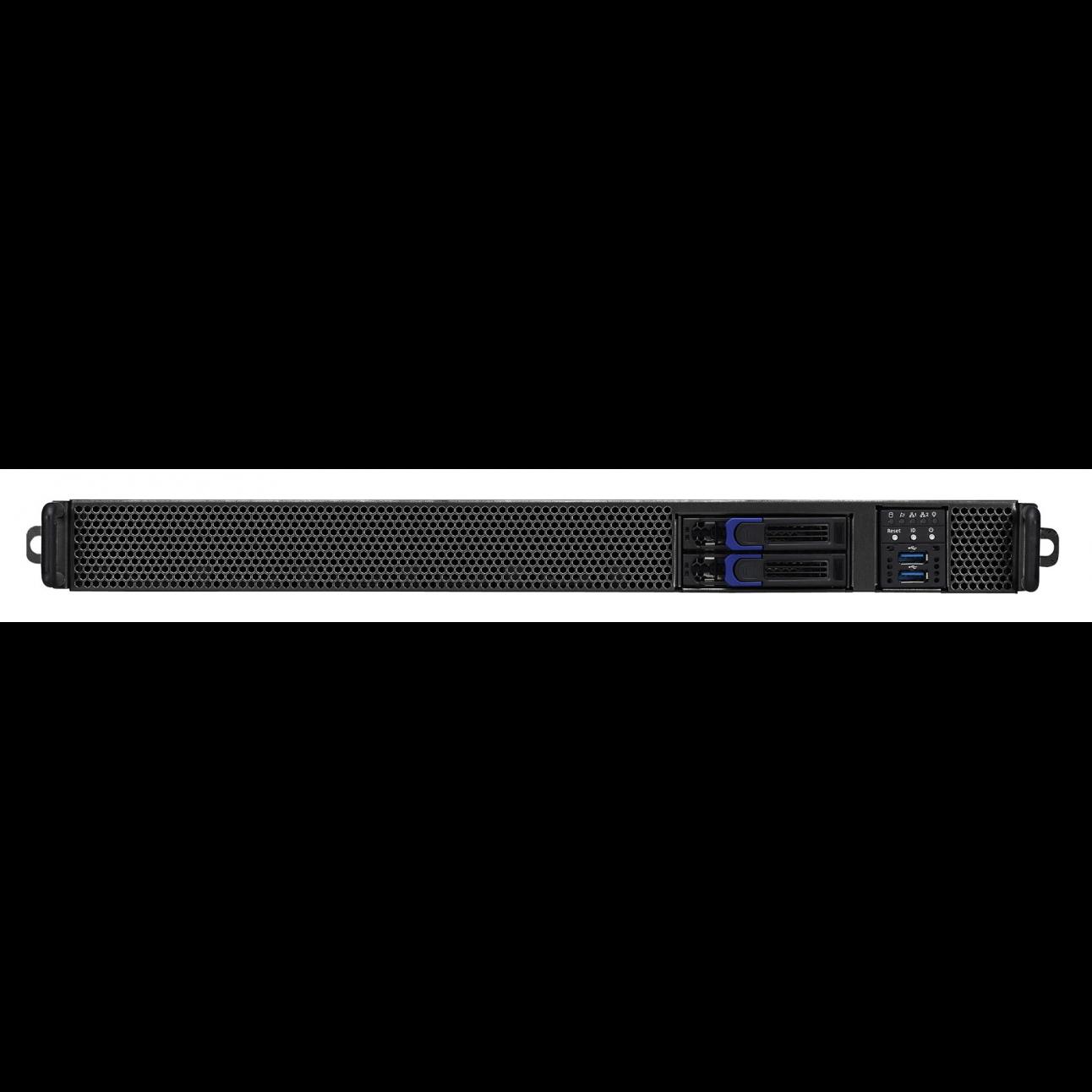 Серверная платформа Tyan Thunder HX B5631G88V2HR, 1U, Scalable, DDR4, 2xHDD, резервируемый БП