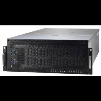 Серверная платформа Tyan Thunder HX B7109F77DV10E4HR, 4U, Scalable, DDR4, 10xHDD, 4xNVMe, резервируемый БП