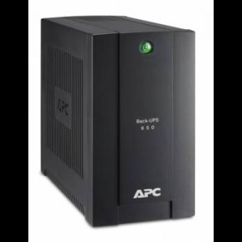Источник бесперебойного питания Back-UPS, BC650-RSX761