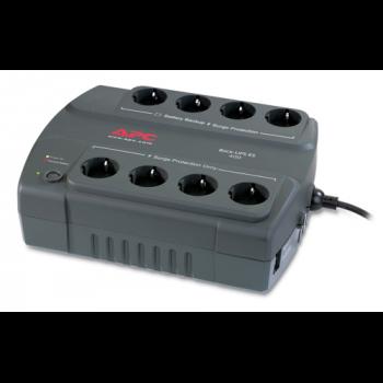 Источник бесперебойного питания APC Back-UPS ES 400VA/240W 230V