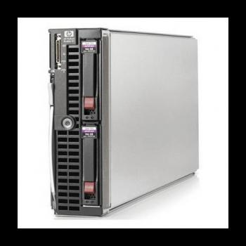 Блейд-сервер HP BL460c G7, 2 процессора Intel Xeon 6С X5675, 192GB DRAM,P410i, 2x10Gb NC553m