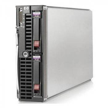 Блейд-сервер HP BL460c G7, 2 процессора Intel Xeon 6С X5670, 48GB DRAM, 2x300GB SAS