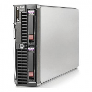 Блейд-сервер HP BL460c G7, 2 процессора Intel Xeon 6С X5670, 64GB DRAM