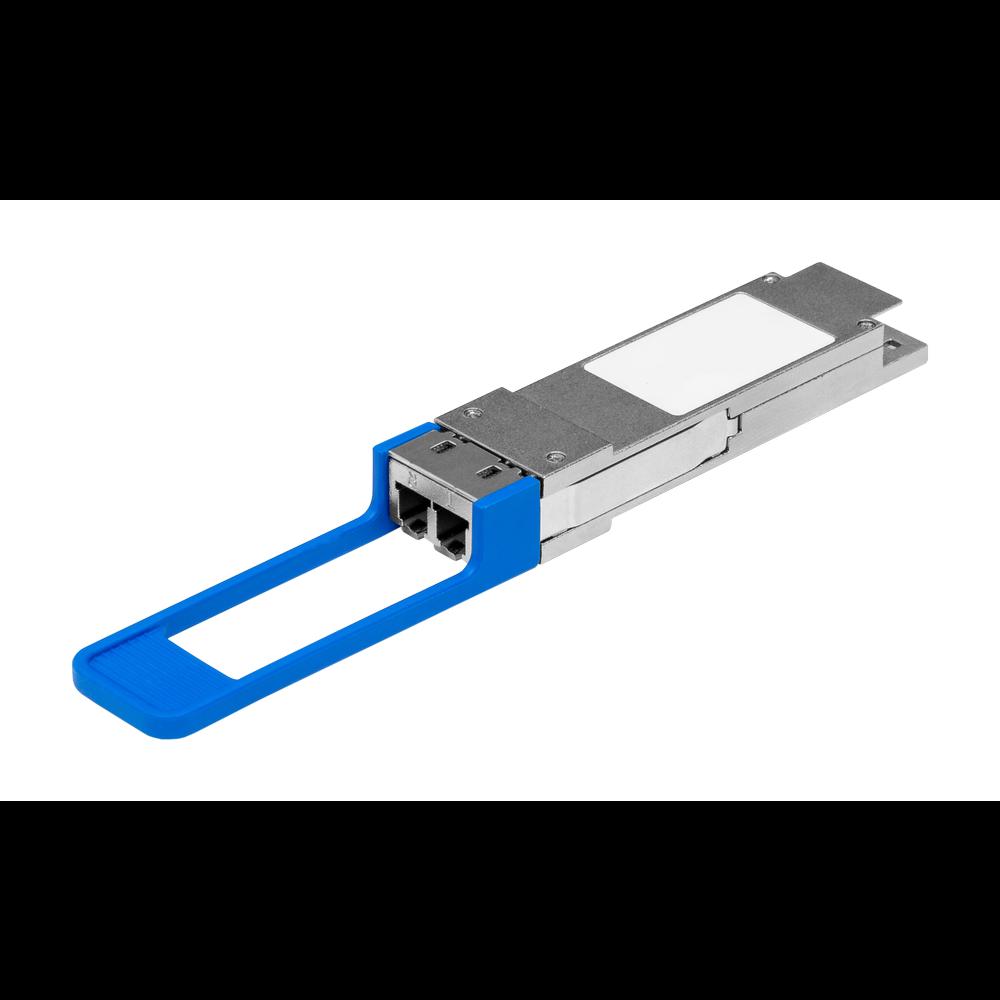 Модуль, QSFP28 100GBASE-LR4, разъем LC дальность до 10км