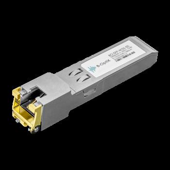 Модуль B-OptiX SFP+ 10G с интерфейсом RJ45, до 20м