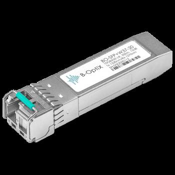 Модуль B-OptiX SFP+ WDM, дальность до 20км (12dB), 1330нм