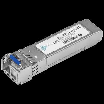 Модуль B-OptiX SFP WDM, дальность до 20км LC (14dB), 1310нм