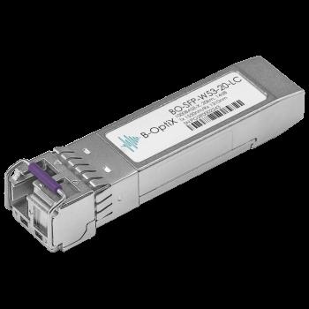 Модуль B-OptiX SFP WDM, дальность до 20км LC (14dB), 1550нм