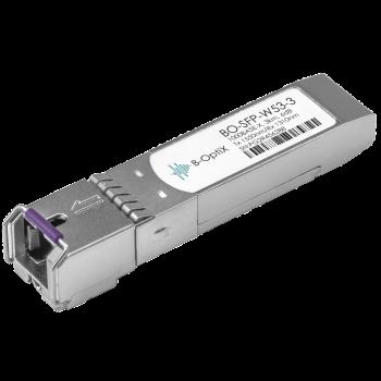 Модуль B-OptiX SFP WDM, дальность до 3км (6dB), 1550нм