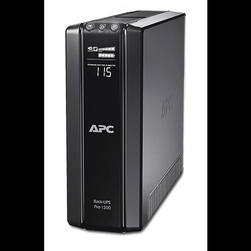 Источник бесперебойного питания Back-UPS PRO, 720Ватт/1.2 kВА, 230В, BR1200G-RS