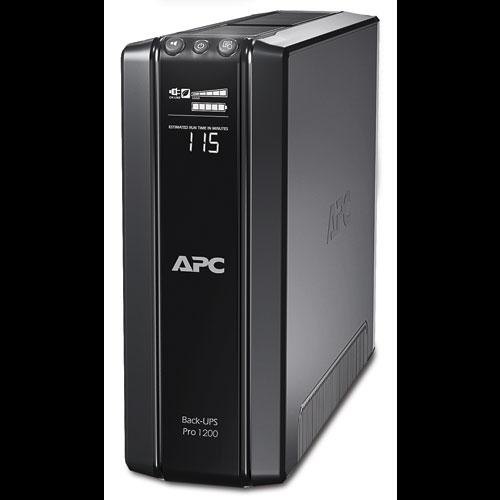 Источник бесперебойного питания Back-UPS PRO, 720Ватт/1.2 kВА, 230В, BR1200GI