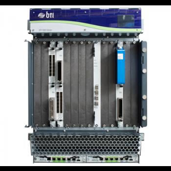"""Модульное шасси 100G BTI 7814 19""""14U с возможностью установки четырнадцати универсальных модулей только транспорт"""