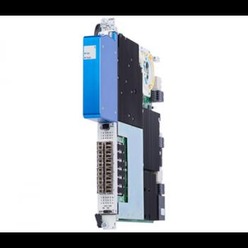 Универсальный коммутирующий модуль со 100G когерентным DWDM интерфейсом для BTI 7800