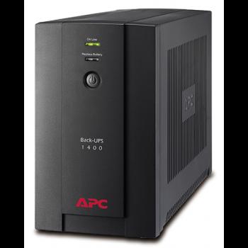 Источник бесперебойного питания Back-UPS, 700Вт/1.4 кВА, 230В, BX1400UI